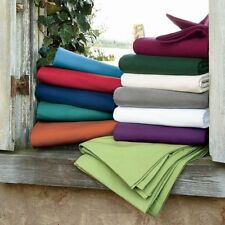 Double Size Complete Bedding Collection 1000TC Egyptian Cotton Select Color