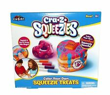 Cra-Z-Art Color Your own Squeezie Treats