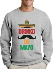 Drinko De Mayo Mexican Fiesta Cinco De Mayo Party Sweatshirt Gift Idea