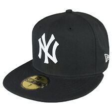 New Era 59FIFTY NY Yankees Cap - Black