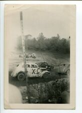 Modified Stock Car Photo #X-1 Mt. Clemens Speedway Dirt Track 3.5
