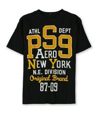 Aeropostale Boys PS9 NY Graphic T-Shirt
