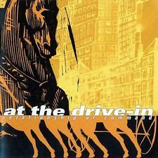 Relationship of Command [Bonus Tracks] by At the Drive-In (CD)