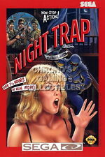 121816 Night Trap Sega CD Decor WALL PRINT POSTER AU