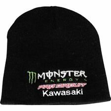 Black Pro Circuit Team Monster Energy Beanie