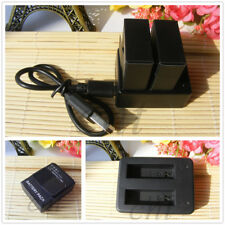 AHDBT-301 302 201 1050mAh Battery For GoPro HD Hero3 3+ /w USB Dual Charger