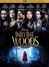 Into the Woods (DVD, 2015) - Ex Library - **DISC ONLY**