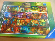 1000 Piece Ravensburger Jigsaw - The Fantastic Voyage