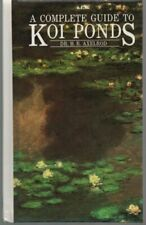 Complete Guide to Koi Ponds, Herbert R. Axelrod, Used; Good Book
