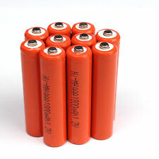 5-20pcs AAA 3A 1.2V 1800mAh Ni-MH rechargeable battery for Solar Light