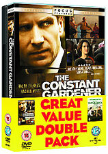 The Constant Gardener/Out Of Africa (DVD, 2006, 2-Disc Set)