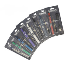 NEW Snoop Dogg herbal Vaporizer blister pack colorful kits wax dry herb atomiz