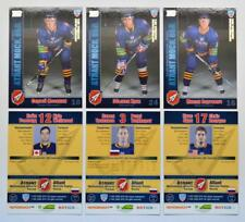 2010-11 KHL Atlant Moscow Region GOLD Pick a Player Card