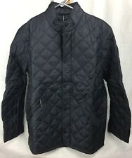 NEW BARBOUR FLYWEIGHT CHELSEA QUILTED JACKET MENS NAVY S-XXL WARM FAST SHIP
