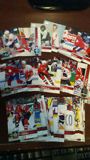 2017-18 TEAM CANADA CANADIAN TIRE SP'S (#101-140) U-PICK FROM LIST GRETZKY ++