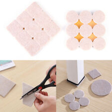 18Pcs/Set Floor Furniture Wall Chair  Protector Felt Round Pads YL