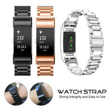 For Fitbit Charge 2 Stainless Steel watch Band Bracelet Strap Metal Wristband