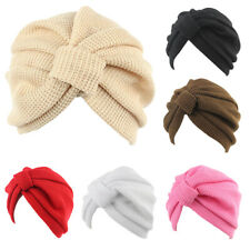 Casual Ruffle headscarf Elastic Head Wrap Cap Cancer Chemo Hat Women Turban