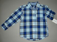 Carters Long Sleeve Shirts for Baby Boy