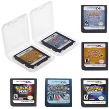 Lite Pokemon Game Card Diamond For Nintendo DS 3DS NDSI NDSL NDS