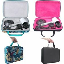 Portable Bag Hard Case Cover Zipper Pouch for Dyson Supersonic Hair Dryer HD01
