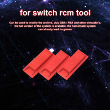 Replacement Switch RCM Tool Plastic Jig Short Connector For Nintendo Switchs