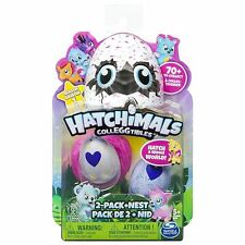 Hatchimals 6034164 Colleggtibles With Nest Pack of 2 - season 2