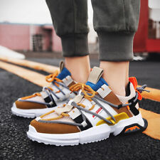 Men's Sports Sneakers Casual Shoes Athletic Outdoor Breathable Running Jogging