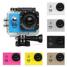 1080P HD Sports Action Camera Waterproof DVR Video Recorder Camcorder Portable