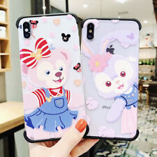 Cartoon Pattern Silicone Phone Case Cover For iPhone XS MAX XR X 7 8 6s 6 Plus