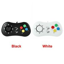 Type C Gift Mini Gamepad Wired Controller Joystick Grip Game For SNK NeoGeo