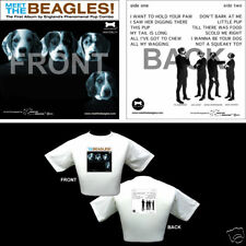 Beatles Meet The Beatles T Shirt - Beagle - Dog Breed