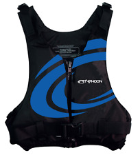 TYPHOON YALU WAVE OVERHEAD 50n kayak buoyancy aid canoe dinghy life jacket