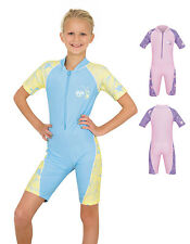 Kids Boys Girls Childrens Osprey UV Sunsuit UPF 50+