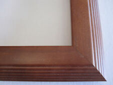 Step Walnut finished Solid Wood Picture Poster Frame