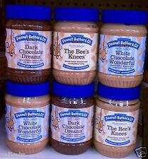 Peanut Butter & Co. 16 oz Flavored Peanut Butter All Natural ~ Pick One