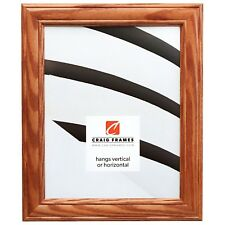 1.25 Inch Wide Solid Ash Wood Complete & Assembled New Picture Frame (59504100)