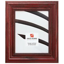 Craig Frames Various Cherry Red Wood Picture Frame Poster Frame (15177483251)