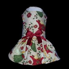 Dog clothes christmas holiday dress angels chihuahua yorkie xs sm or