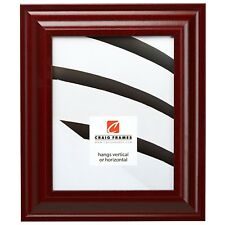 """Craig Frames Various Red 2"""" Contemporary Picture Frame Poster Frame (76039)"""