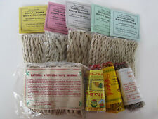 Himalayan Rope Incense from Nepal ~ Sandalwood, Juniper, Nag Champa, Ayurvedic