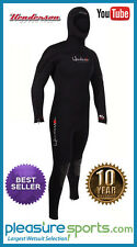 Henderson THERMOPRENE 8/7mm Wetsuit Semi Dry Hooded Scuba Diving BEST SELLER 8mm