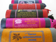 Tibetan Incense ~ Fantastic blends, choice of 20, Nag champa, Sandalwood, Cedar