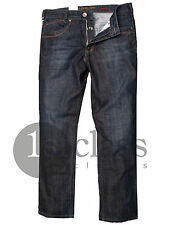 JOKER JEANS FREDDY 2253/145 HAND BRUSHED dark blue VINTAGE STONE WASHED