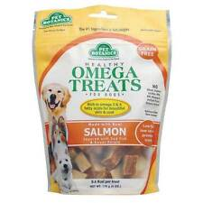 Pet Botanics Healthy Omega Dog Treats 3 GREAT FLAVORS Chicken Salmon Duck