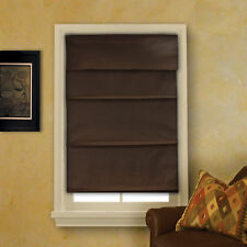 Thermal Lined Roman Shades - 9 Color Choices - Free Shipping