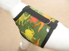 Clearance Dinosaur Dog Harness Vest Clothes Apparel