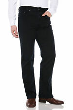 JOKER JEANS HARLEM WALKER black/black, schwarz 3800/11 Business Hose