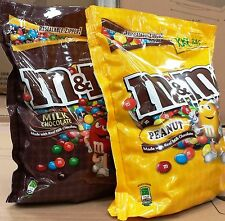 M&M's Chocolate Candy Shell 56 Oz Vending M&Ms Candies ~ Pick One