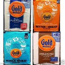 Gold Medal Flour Baking Breading Bread Cakes Cookies Pies ~ Pick One